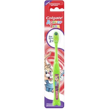 Colgate детская зубная щетка для детей 2+ лет, 1шт (02618)