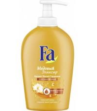 Fa жидкое мыло для рук, Медовый эликсир, Аромат Белой Гардении, 250мл (90717)