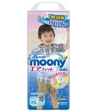 Moony трусики для мальчиков #6 XXL, 13-25кг, 26шт (74352)