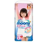 Moony трусики для девочек #5 XL, 12-17кг, 38шт (84712)