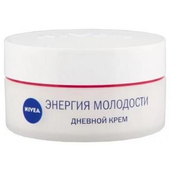 Nivea дневной крем для лица, Энергия молодости + Ревитализация, 55+,  50мл (50999)