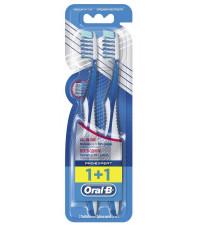 Oral-B pro-expert зубные щетки все в одном, средняя жесткость, набор 2шт (22051)