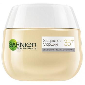 Garnier Skin Naturals крем для лица, 35+, Защита от морщин,  дневной уход 50мл (50618)