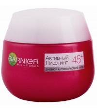 Garnier Skin Naturals крем для лица, 45+, Активный Лифтинг, дневной уход 50мл (51172)