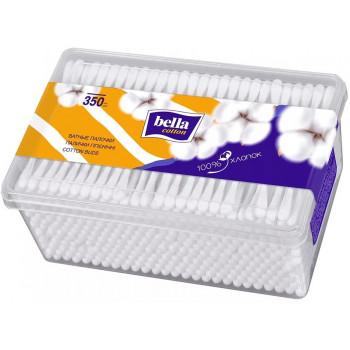 Bella ватные палочки, Cotton, 350шт (02129)