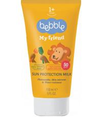 Bebble молочко солнцезащитное SPF 50, от 1 года, 150мл (06837)