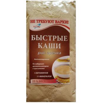 Vio Star быстрая каша, рис-гречка, 120гр (40059)