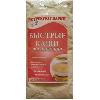 Vio Star быстрая каша, рис-пшеница, 140гр (40028)