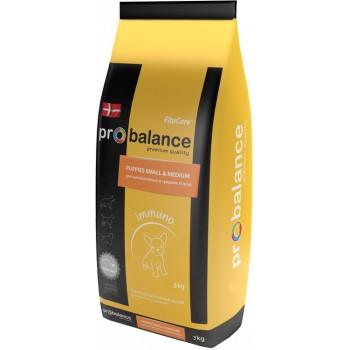 Probalance immuno сухой корм для щенков малых и средних пород, 3кг (82153)