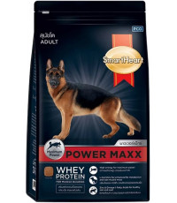 SmartHeart Power Maxx сухой корм для взрослых и крупных собак, 1кг (15401)