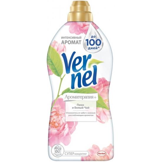 Vernel Ароматерапия концентрат для белья, пион и белый чай, 1820мл (10747)