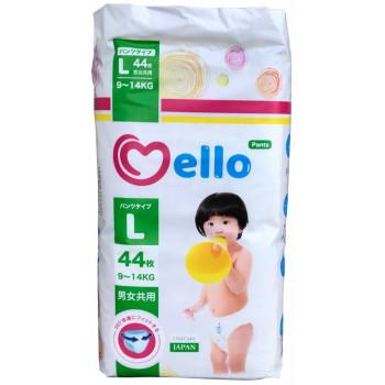 Mello трусики #4 L, 9-14 кг, 44шт (32769)