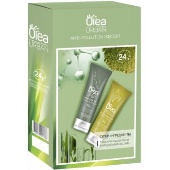 Olea Urban набор крем для рук тройное увлажнение и крем для ног восстанавливающий, 2шт (04719)