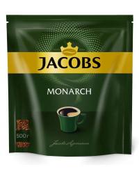 Jacobs Monarch кофе растворимый сублимированный, сашет 500гр (03463)