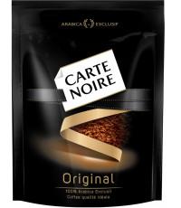 Carte Noire Original кофе растворимый сублимированный, 100% Arabica, сашет 150гр (77008)