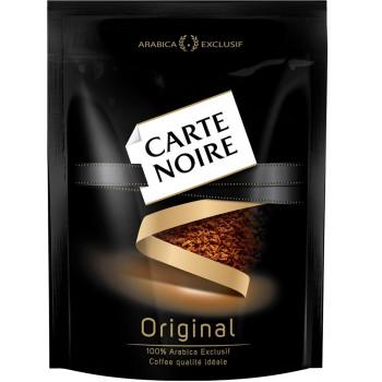 Carte Noire Original кофе растворимый сублимированный, 100% Arabica, сашет 75гр (77007)