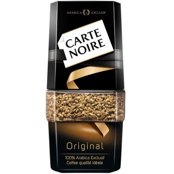 Carte Noire Original кофе растворимый сублимированный, 100% Arabica, банка 95гр (77199)
