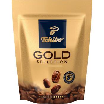 Tchibo Gold Selection кофе растворимый сублимированный, сашет 75гр (71411)