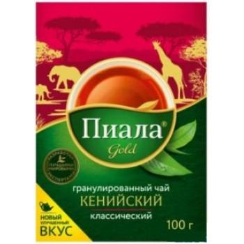 Пиала Gold Кенийский гранулированный чёрный чай, 100гр (20392)