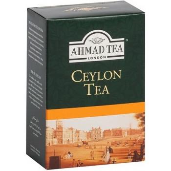 Ahmad Tea Ceylon листовой байховый чёрный чай, 100гр (05845)