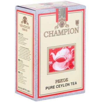 Champion Pekoe листовой байховый чёрный чай, 100гр (78004)