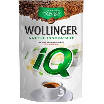 Wollinger IQ кофе растворимый сублимированный, сашет 75гр (84469)