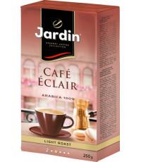 Jardin Cafe Eclair кофе молотый жаренный, вакуумная упаковка 250гр (13379)