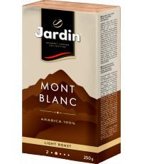 Jardin Mont Blanc кофе молотый жаренный, вакуумная упаковка 250гр (13379)