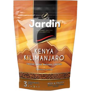 Jardin Kenya Kilimanjaro кофе растворимый сублимированный, сашет 75гр (10170)