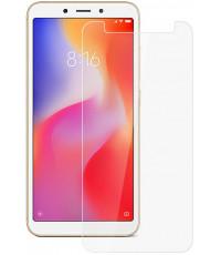Tempered glass защитное стекло прозрачное 2,5D для Xiaomi Redmi 6, 1шт (32831)