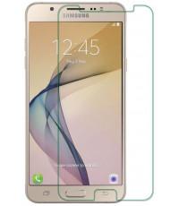 Tempered glass защитное стекло прозрачное 2,5D для Samsung Galaxy J7, 1шт (32879)