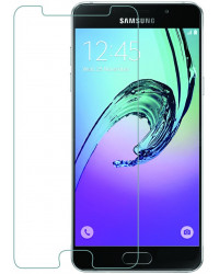 Tempered glass защитное стекло прозрачное 2,5D для Samsung Galaxy J5, 1шт (32855)