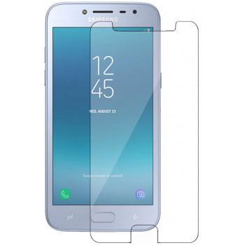 Tempered glass защитное стекло прозрачное 2,5D для Samsung Galaxy J2, 1шт (32893)