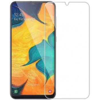 Tempered glass защитное стекло прозрачное 2,5D для Samsung Galaxy A50, 1шт (32862)