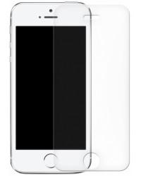 Tempered glass защитное стекло прозрачное 2,5D для IPhone 5, 1шт (32756)