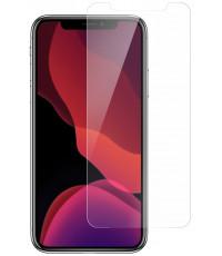 Tempered glass защитное стекло прозрачное 2,5D для IPhone X, 1шт (32787)