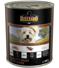 Belcando корм для собак, с мясом и печенью, 800гр (13526)