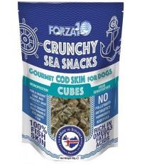 Forza10 хрустящие морские закуски, кубики, 50гр (09102)