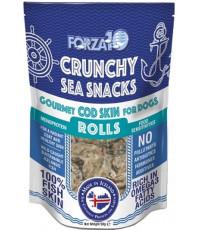 Forza10 хрустящие морские закуски, роллы, 50гр (09089)
