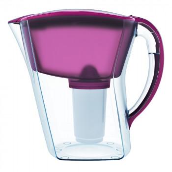 Аквафор Аквамарин фильтр для воды, кувшин для фильтрации воды, включает сменный модуль 1шт (09551)