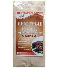 Vio Star быстрая каша, мультизлаковая с какао, 120гр (40066)