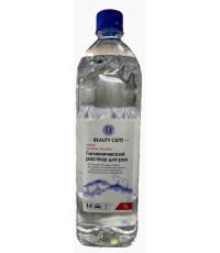 Beauty септ антисептик санитайзер гигиенический для рук, без использования воды, 1 литр (10245)