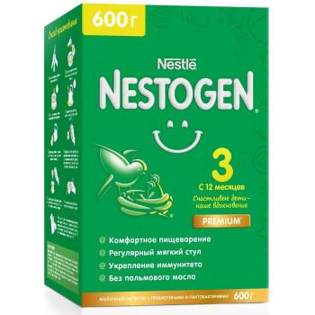 Nestogen сухая молочная смесь #3, c 12-18 месяцев, 600гр (34849)