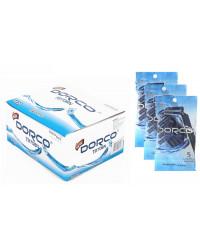 Dorco одноразовые бритвы, коробка, 20 пачек, 100шт (62476)