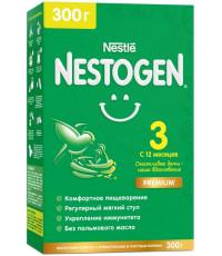 Nestogen сухая молочная смесь #3, c 12 месяцев, 300гр (13077)