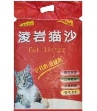 Red Cat Litter наполнитель для кошачьих туалетов, бентонит, комкующийся, 5кг (35044)