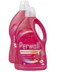 Perwoll средство для стирки, для цветного, выгодный набор, 2шт, 5,4л (19900)