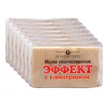 Эффект хозяйственное мыло 78%, выгодный набор, 10шт*300гр (00485+)