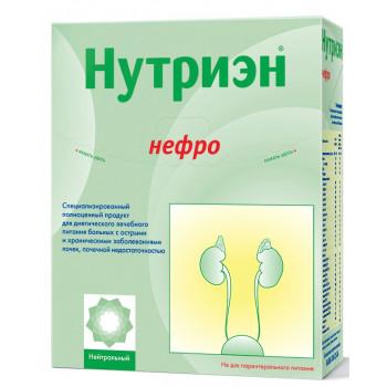 Нутриэн Нефро диетическое лечебное питание при заболеваниях почек 350гр (20526)