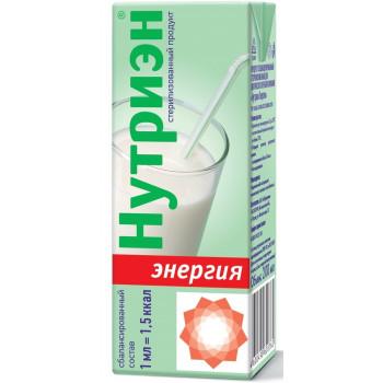 Нутриэн Энергия, диетическое лечебное питание, при повышенной потребности в белке и энергии  200мл  (20762)